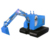 Original Manufacturer Children Small Playground Electric Kids Ride Mini Excavator