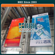 Hot selling easy handle road road sign boards/advertising sign boards