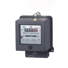 Zhiming Factory Supply High Quality DD862F Anti Electricity Theft Power Watt Hour <strong>Meter</strong>