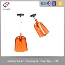 New Design light weight Collapsible Aluminum Snow shovel