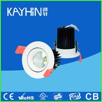 With CE&RoHS Certification 10w led downlight in factory price www xxx com