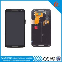 Original new brand touch Screen lcd display for Motorola Nexus 6 repair parts