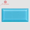 75x150mm Blue gloss Glaze ceramics Wall tiles for bathroom