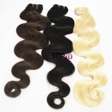 3 bundles body wave human hair weave grade 8A virgin remy brazilian hair weft