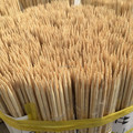Bamboo Pointed Sticks For Making Cotton Sticks