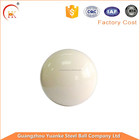 clear plastic POM solid ball