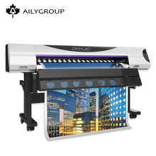 CE proved 1.8m digital flex printing machine price