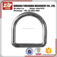 ISO certification stainless steel D Ring O Ring