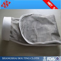 Top level hot selling handmade linen cloth filter bags