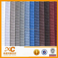 high quality cotton dress corduroy fabric export to south african