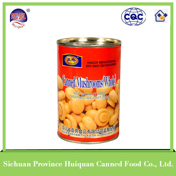 China wholesale merchandise canned food of mushrooms