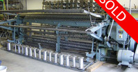 hot sale quanlity chain link fence machine