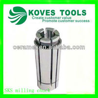 SKS spring collect for high speed milling chuck for milling machine