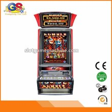 Indoor Entertainment Commercial Electronic Video Games Machines Casino Empty Japan Arcade Cabinets Customization