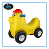 2014 hot sell plastic animal design children ride-on toy