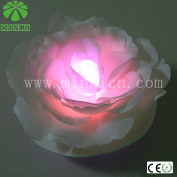 plastic led flower pots light up pots lighting pot