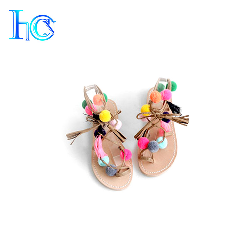 Variety of styles custom chinese sandals women