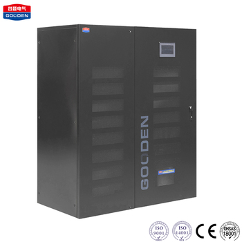 High capacity low frequency 6k-600Kva industrial uninterruptible power supply