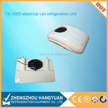keep frozen DC 12v electric freezer mini van refrigeration units for sale