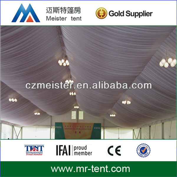 Outdoor commercial pvc canopy tents