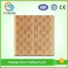 Hot seller laminated PVC Panel for interior wall and ceiling
