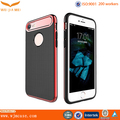 High quality PC Tpu Combo case for Iphone 7 case