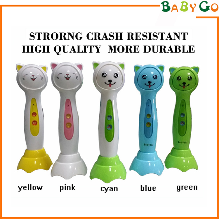 OID reading pen for book voice kids education children learning