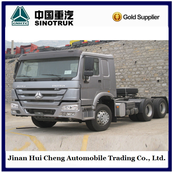 Top Quality HOWO T7h Tractor Truck with Man Technology