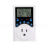 US Plug Energy-saving LCD Display Timer Switches For Home Applicance
