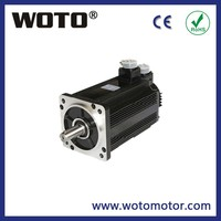 WOTO high torque low rpm electric AC servo motor