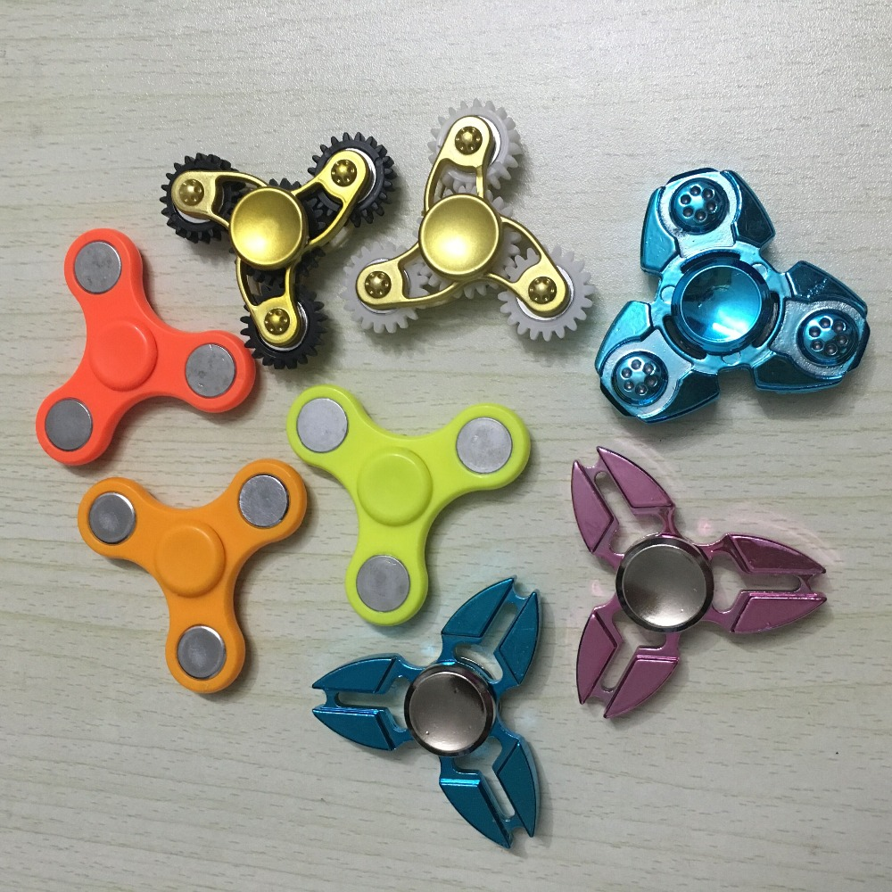 FUNTOYS CE plastic game hand spinner relieve stress equipment