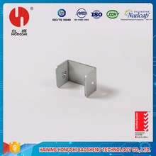 Manufacture OEM Customized small u shaped metal brackets