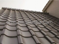New design stone coated roof tile/Japanese style roofing materials