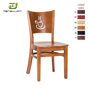 Alibaba Gold Supplier Solid Brass Wood Solid Office Chair for Sale