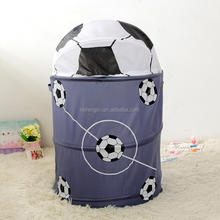 Promotional Folding Laundry Hamper Cartoon Storage Basket Pop up Hamper