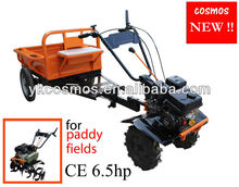 6.5HP rotary tiller /garden soil cultivating machine