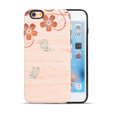 New Arrival Perfect Design Wood Texture Customized Printing Cell Phone Accessory For Sony Xperia E4 Back Cover