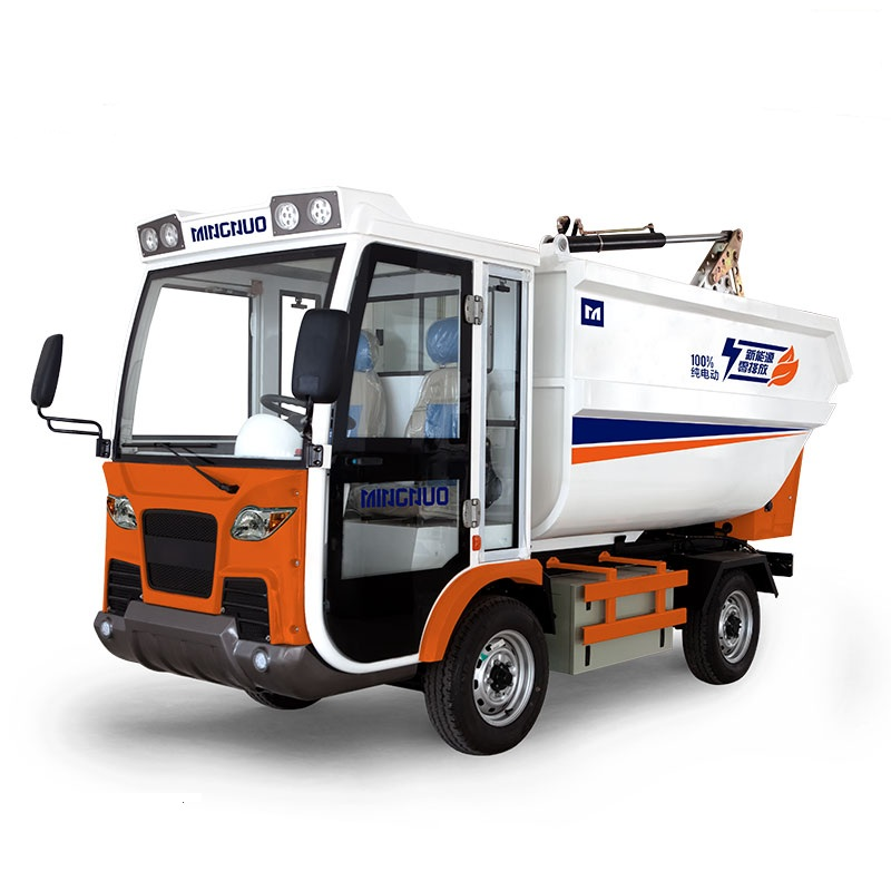 MN-H91A Electric Garbage Transport Hydraulic Auto Dumping <strong>Waste</strong> Collect Truck