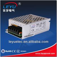 wenzhou mini size 35w 220v ac to 12v dc transformer