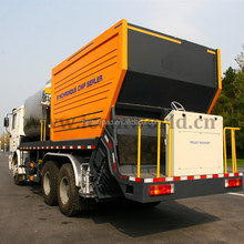 Synchronous Chip Sealer truck made in china