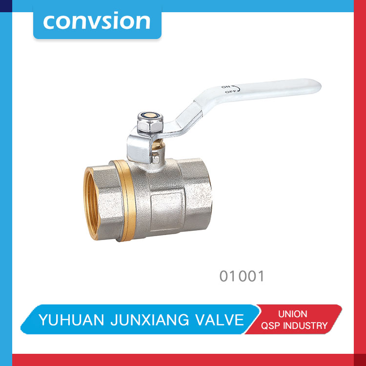 Good market brass ball valves price list