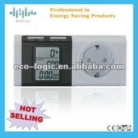 2012 Smart household wireless energy power meter recording energy consumption