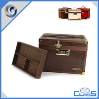 High Quality PU Case Leather Cosmetic Case MLD-AC1977