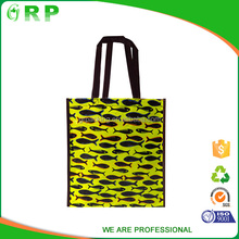 China promotion new product good pp woven material shopping bag manufacturer