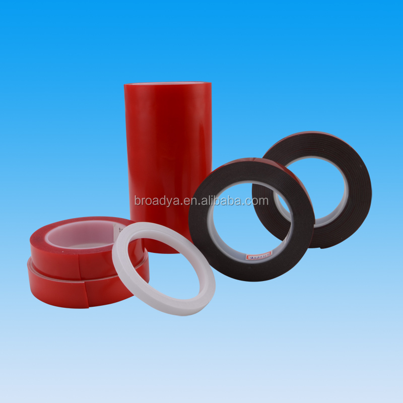 Double face acrylic bonding tape for glass adhesive tape