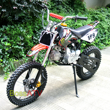 110cc 125cc Dirt Bike Pit Bike with Alunimum Exhaust Pipe
