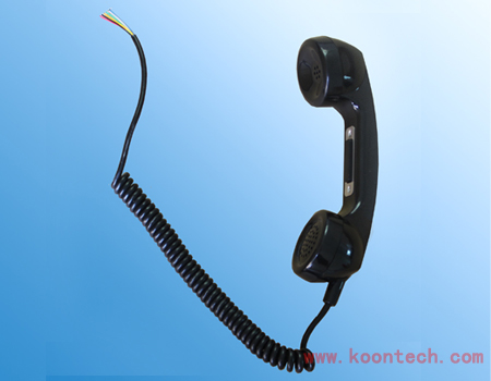 corded telephone handset Good Quality phone receiver
