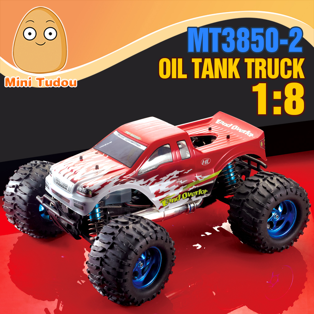 RC Car 1 8 Electric Oil Truck Nitro RC Car Minitudou Shantou Toys Top Quality RC Truck