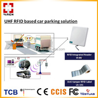 RFID Automatic Smart Car Parking Sensor