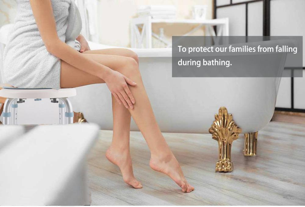 bathroom shower chairs Bath and Shower Chair 7